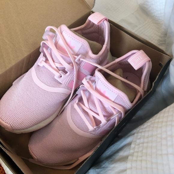 Adidas Shoes Nmd R1 J Girls Poshmark